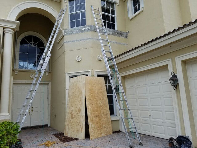 Residential Stucco Repair