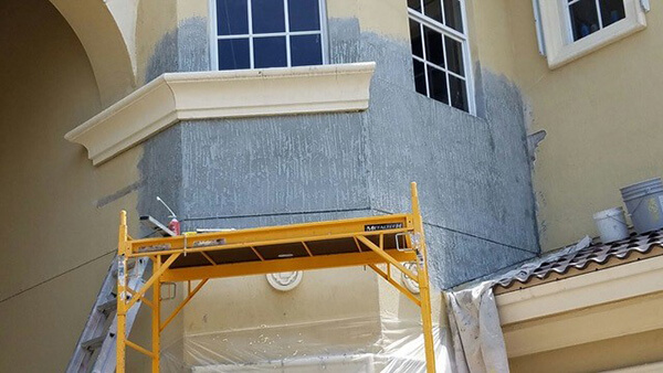 Stucco Repair Services