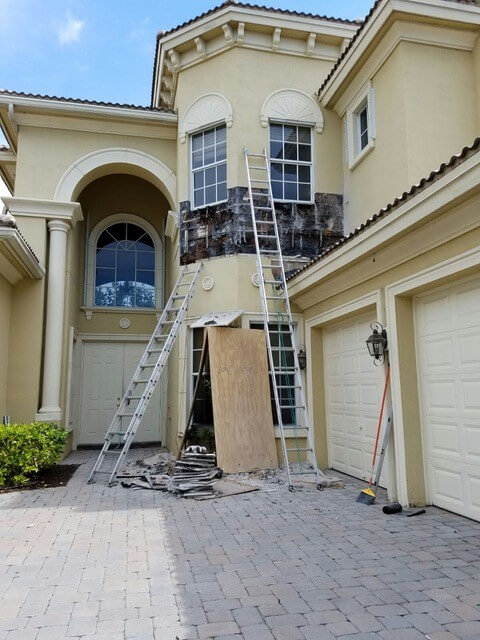 Stucco Siding Installation